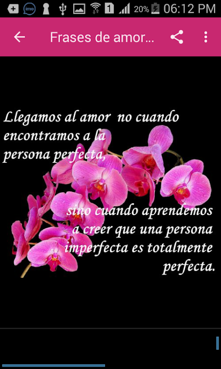 Frases De Amor Con Flores Android Sovellukset Appagg