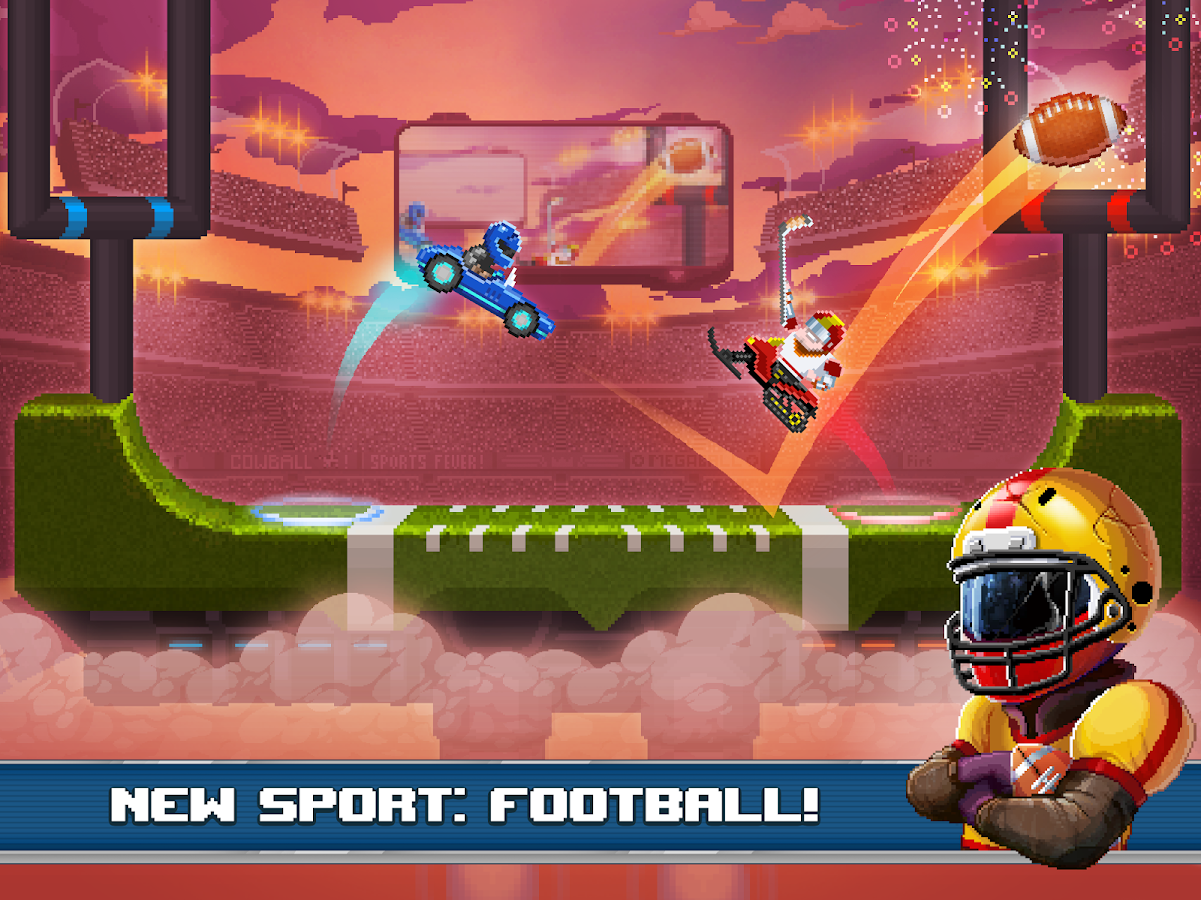 Drive Ahead! Sports- screenshot