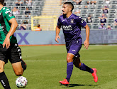 Zakaria Bakkali koos Beerschot VA boven Sparta Rotterdam en Miami FC