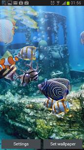 The real aquarium – Live Wallpaper – Mod APK Latest Version 2