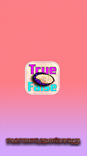 True or False 2018 Screenshot