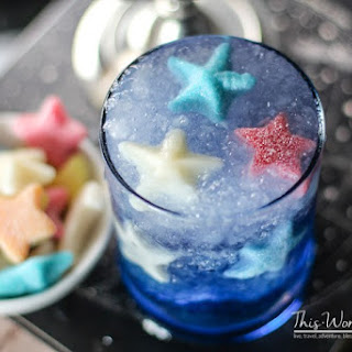 The Cosmos Cocktail.