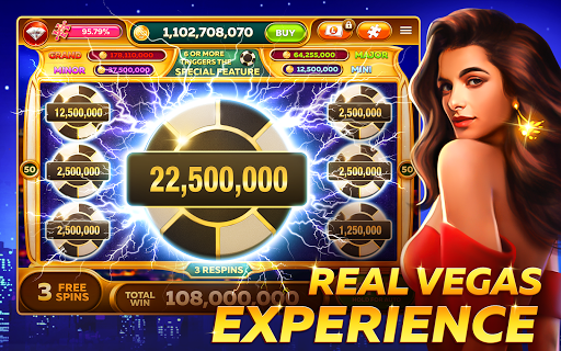 Casino Jackpot Slots - Infinity Slotsu2122 777 Game  screenshots 19