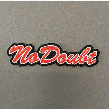 No Doubt - Script - Tygmärke