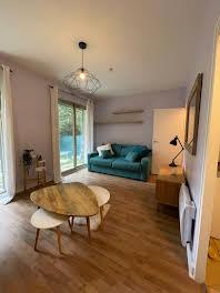 Studio meublé 25,11 m2