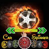 Car Wheel Spinner