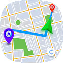GPS Route Tracker - location Sharing icon