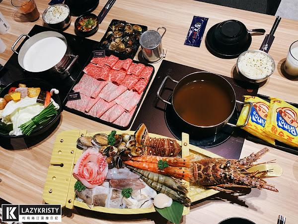 大魔‧大满足鍋物-父親節和牛海陸套餐七折有找,再送松阪豬肉蛋糕!