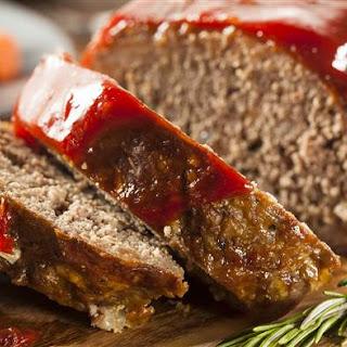 Dr. Oz's Meatier Meatloaf.