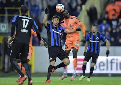 Le FC Bruges demande une plus grande somme à Eibar pour Duarte