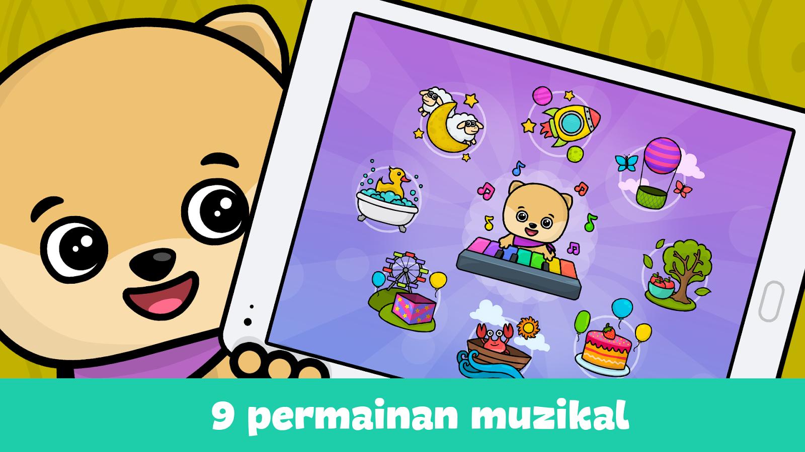 Permainan Muzik Untuk Kanak Apl Android Di Google Play