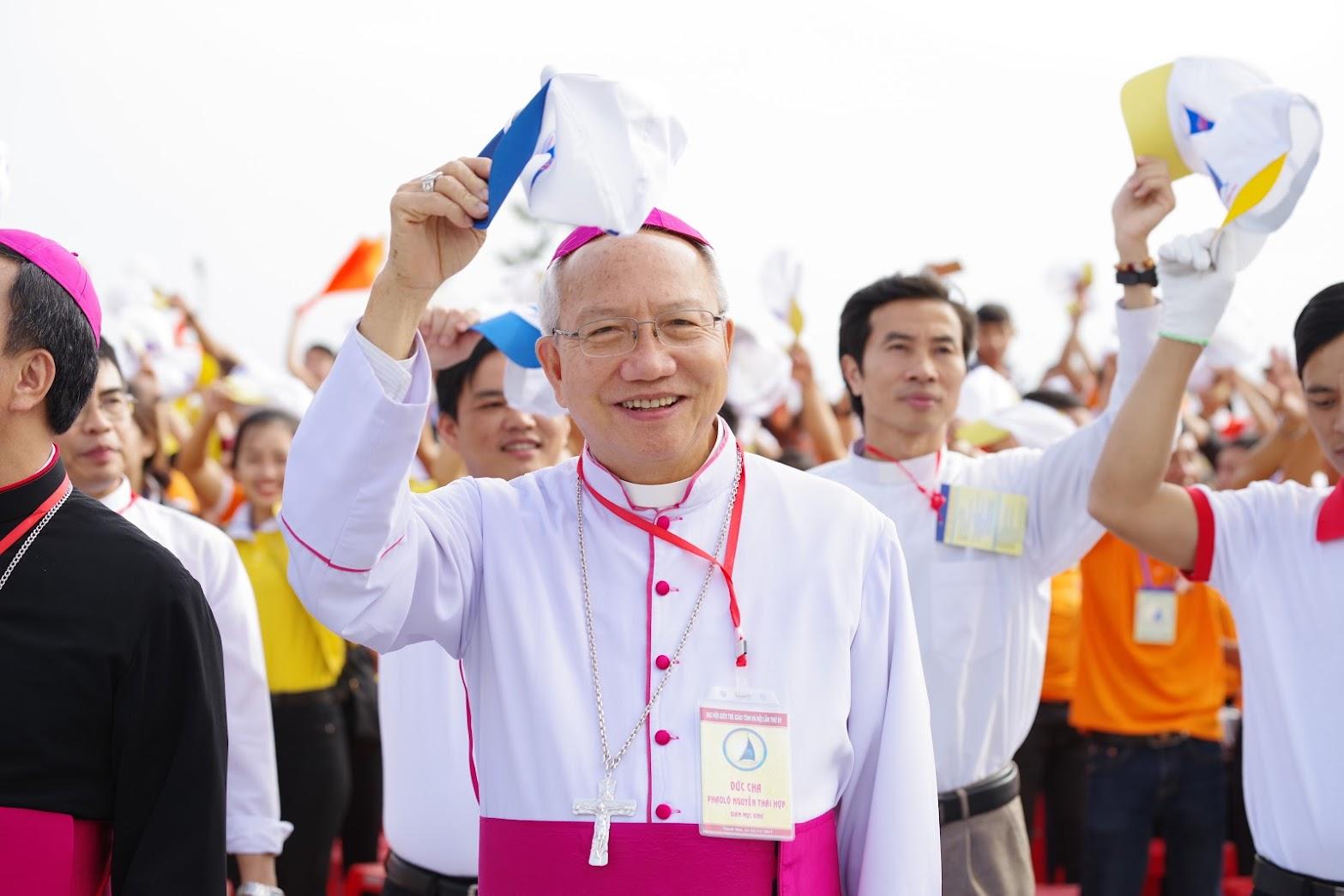 Những hình ảnh đẹp về lễ khai mạc Đại Hội Giới Trẻ giáo tỉnh Hà Nội lần thứ XV tại Thanh Hóa - Ảnh minh hoạ 18