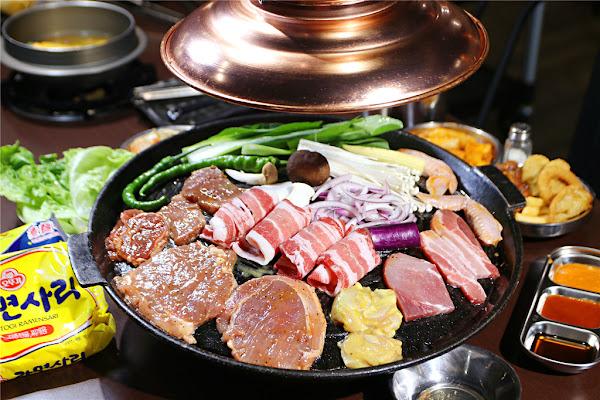 嘉義美食-豬對有韓式烤肉吃到飽 俗擱大碗的平價韓式烤肉吃到飽只要299元!?
