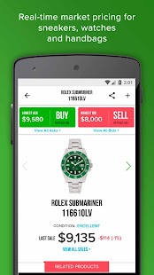 StockX - Buy & Sell Sneakers, Watches and Handbags - náhled