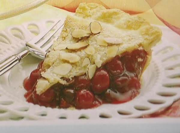 Cherry Chocolate Chip Pie Recipe