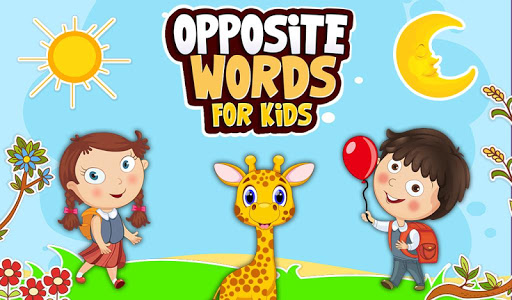 Opposite Words For Kids v1.0.0