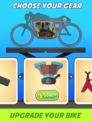 Bike Race Free - Top Motorcycle Racing Games APK MOD screenshots 1