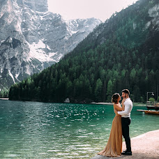 Wedding photographer Anastasiya Strelcova (nastya2307). Photo of 09.06.2018