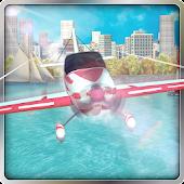 Airplane pilot 3D: Air Racing