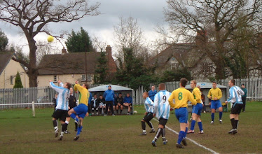 Photo: 13/01/07 v Droitwich Spa (MCFL Division 2) 3-1 - contributed by Martin Wray