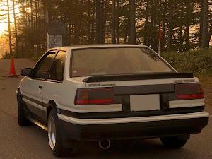 スプリンタートレノ AE86 GT-APEX 昭和62年3月生のカスタム事例画像 拓人さんの2020年03月06日22:48の投稿