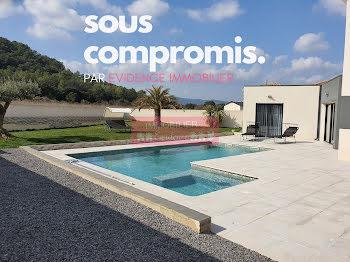 villa à Saint-Mathieu-de-Tréviers (34)