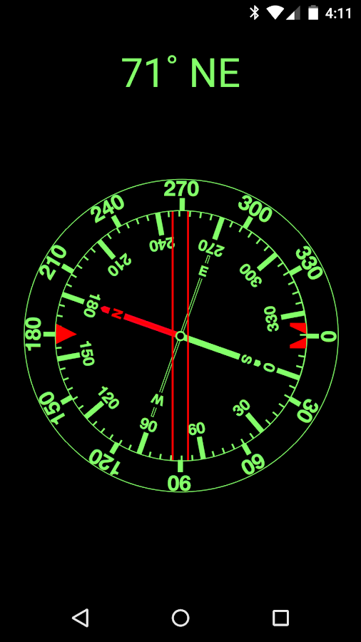 Tritium Compass Android Apps On Google Play