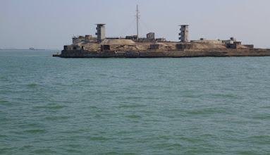 Photo: Wonder if this island was used during WWII?