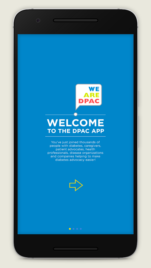 DPAC- screenshot
