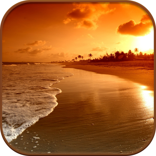 Hd Beach Sunset Live Wallpaper Apps On Google Play Free Android