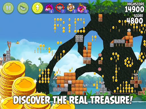 Angry Birds Rio screenshot 9