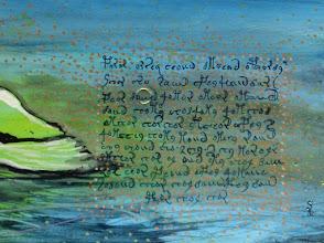 Photo: Excerpt, Voynich Manuscript
