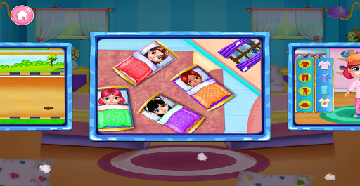 PJ Party Sleepover Girls Game 1.0.1 screenshots 2