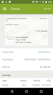 SurePayroll for Employees- screenshot thumbnail