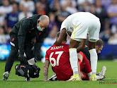 Des nouvelles d'Harvey Elliott, victime d'une terrible blessure avec Liverpool