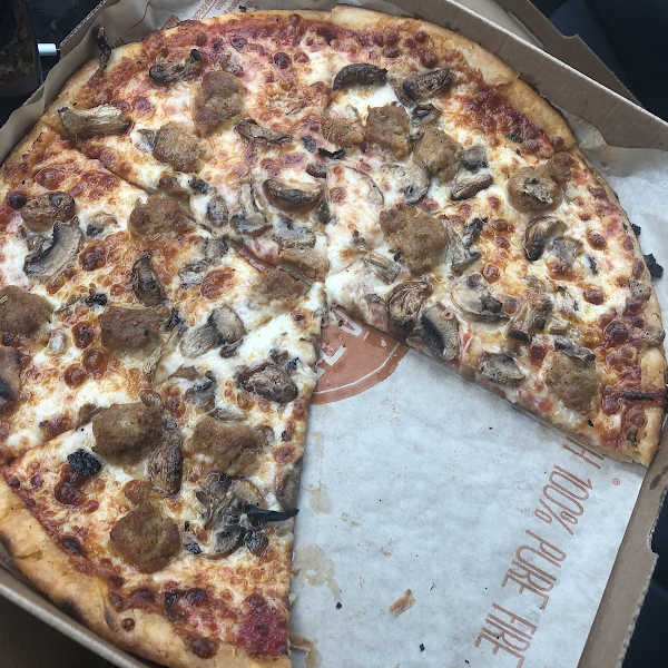 Photo from Blaze Pizza