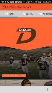 DeSales High School- screenshot thumbnail