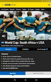 BBC Sport Screenshot 19