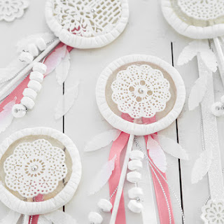 Dream Catcher Lollipops