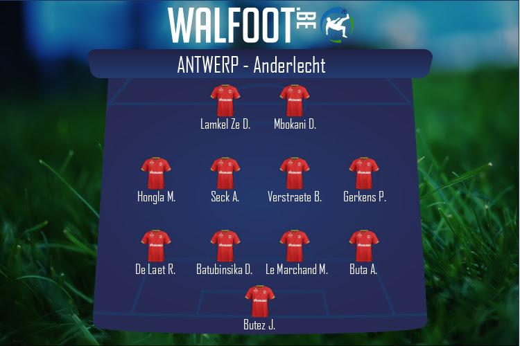 Antwerp (Antwerp - Anderlecht)