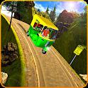 Offroad Tuk Tuk Auto Rickshaw Simulator icon