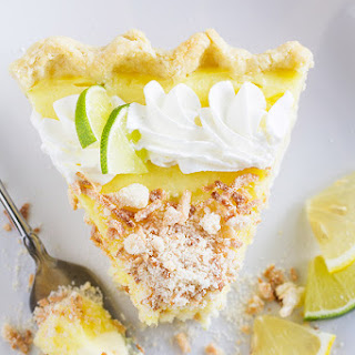 Caribbean Truffle Pie