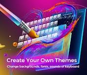 Cheetah Keyboard - Type less, say more! Appar (APK) gratis nedladdning för Android/PC/Windows screenshot
