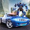 Robot Hero Police Car Transform APK