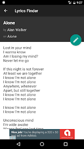 Lyrics Finder screenshot 2