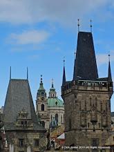 Photo: Little Quarter Spires, Prague