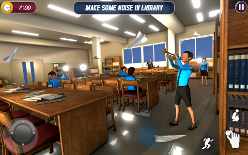 Scary scaredy Teacher simulator: Crazy math 2020 2.0 screenshots 3