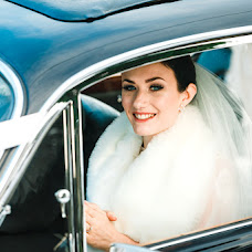 Wedding photographer Natalie Sonata (pixidrome). Photo of 28.01.2018