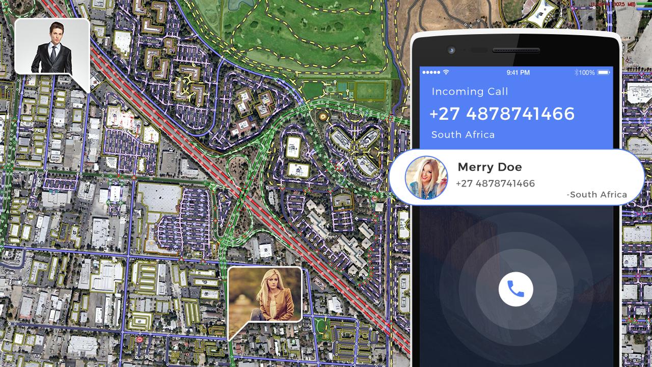 Mobile Number Tracker Screenshot
