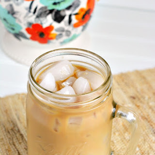 Cold Brewed Creamy Iced Coffee